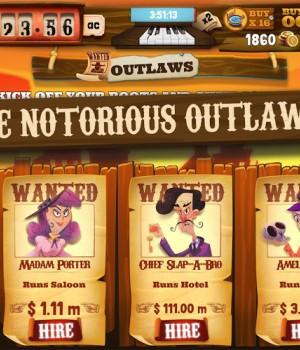 Wild West Idle Tycoon Tap Incremental Clicker Game Ekran Görüntüleri - 2