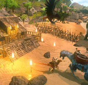 ARK: Survival Evolved Ekran Görüntüleri - 1