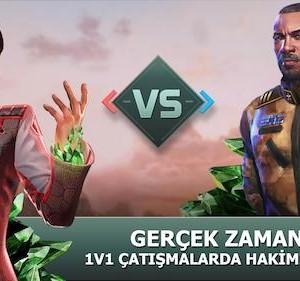 Command & Conquer: Rivals Ekran Görüntüleri - 2