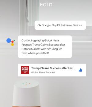 Google Podcasts Ekran Görüntüleri - 5