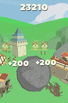 Rock of Destruction! Ekran Görüntüleri - 2