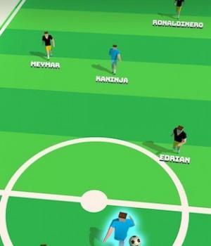 Soccer Hero! Ekran Görüntüleri - 1