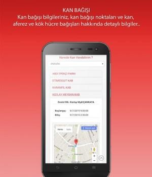 Türk Kızılayı Ekran Görüntüleri - 5