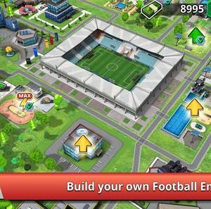 Football Empire 4 - 4