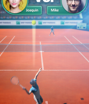 French Open: Tennis Games 2018 1 - 1
