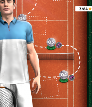 French Open: Tennis Games 2018 3 - 3