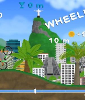 Wheelie Bike Ekran Görüntüleri - 2