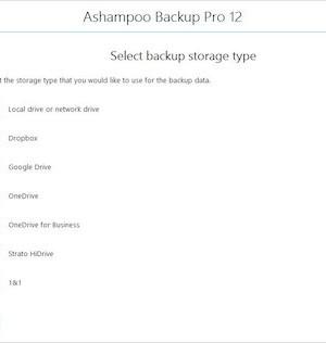 Ashampoo Backup Pro Ekran Görüntüleri - 2