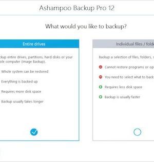Ashampoo Backup Pro Ekran Görüntüleri - 3
