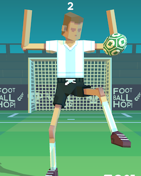 FootBallHop! Ekran Görüntüleri - 3
