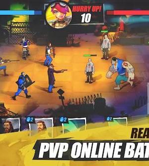 Zombie Battleground Ekran Görüntüleri - 2