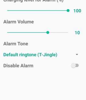 Charge Alarm Ekran Görüntüleri - 2