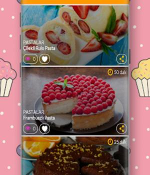 Pasta Tarifleri Ekran Görüntüleri - 4