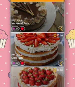 Pasta Tarifleri Ekran Görüntüleri - 6