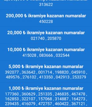 Milli Piyango Sonuçları Ekran Görüntüleri - 4