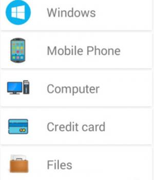 PasswordBox Ekran Görüntüleri - 6