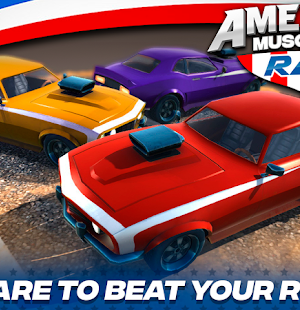 American Muscle Car Race Ekran Görüntüleri - 1