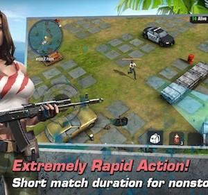 Arena Of Survivors Ekran Görüntüleri - 1