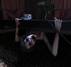 Sophie's Curse: Horror Game Ekran Görüntüleri - 1