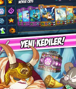 Tap Cats: Battle Arena Ekran Görüntüleri - 7