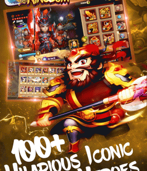 Pocket Kingdoms: War of Glory 3 - 3