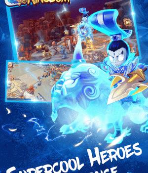 Pocket Kingdoms: War of Glory 4 - 4