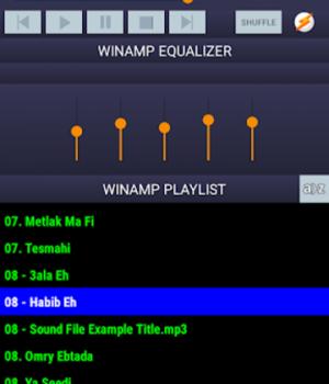 Winamp Ekran Görüntüleri - 5