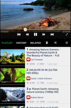 Bravo - Video Music Player Ekran Görüntüleri - 3