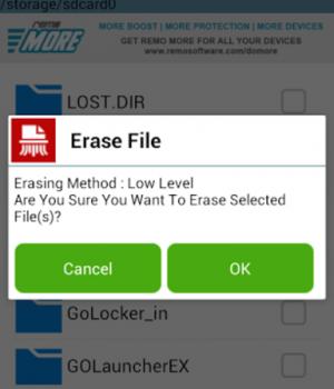 Remo File Eraser Ekran Görüntüleri - 2