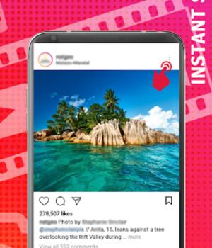 InstantSave Ekran Görüntüleri - 2