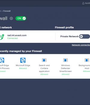 Avast Internet Security Ekran Görüntüleri - 1