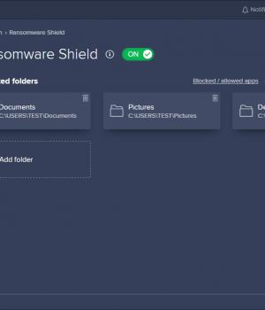 Avast Internet Security Ekran Görüntüleri - 5