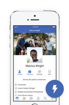 Facebook Lite (APK) Ekran Görüntüleri - 2