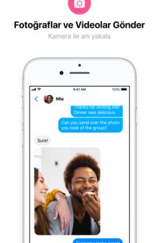 Facebook Messenger Lite (APK) Ekran Görüntüleri - 4