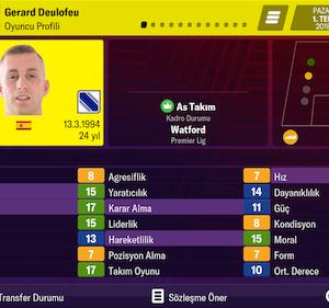 Football Manager 2019 Ekran Görüntüleri - 1