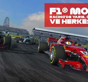 F1 Mobile Racing Ekran Görüntüleri - 1