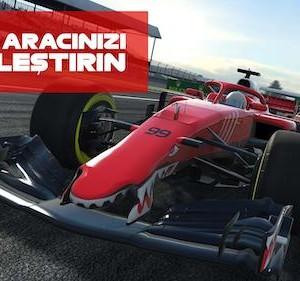 F1 Mobile Racing Ekran Görüntüleri - 3