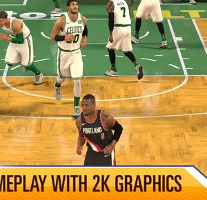 NBA 2K Mobile Basketball Ekran Görüntüleri - 1
