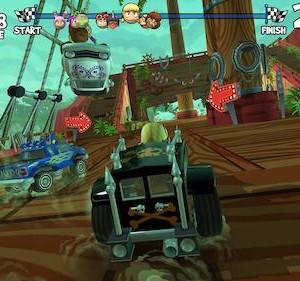 Beach Buggy Racing 2 Ekran Görüntüleri - 4