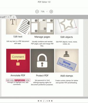 Icecream PDF Editor Ekran Görüntüleri - 2