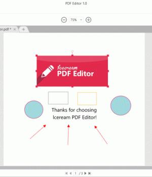 Icecream PDF Editor Ekran Görüntüleri - 3