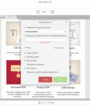Icecream PDF Editor Ekran Görüntüleri - 4
