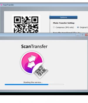 ScanTransfer Ekran Görüntüleri - 1