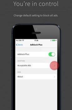 Adblock Plus Ekran Görüntüleri - 5
