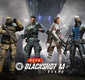 BlackShot: Mercenary Warfare FPS Ekran Görüntüleri - 1