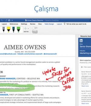 Microsoft Word Ekran Görüntüleri - 3