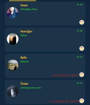 WhatsApp Aero Ekran Görüntüleri - 1