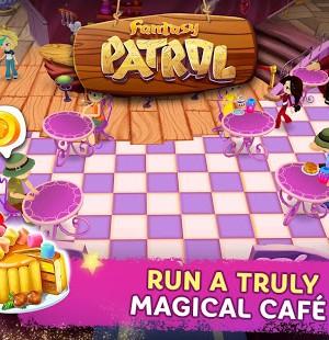 Fantasy Patrol: Cafe Ekran Görüntüleri - 1