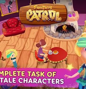 Fantasy Patrol: Cafe Ekran Görüntüleri - 3