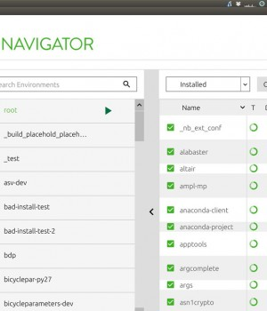Anaconda Navigator Python IDE 1 - 1